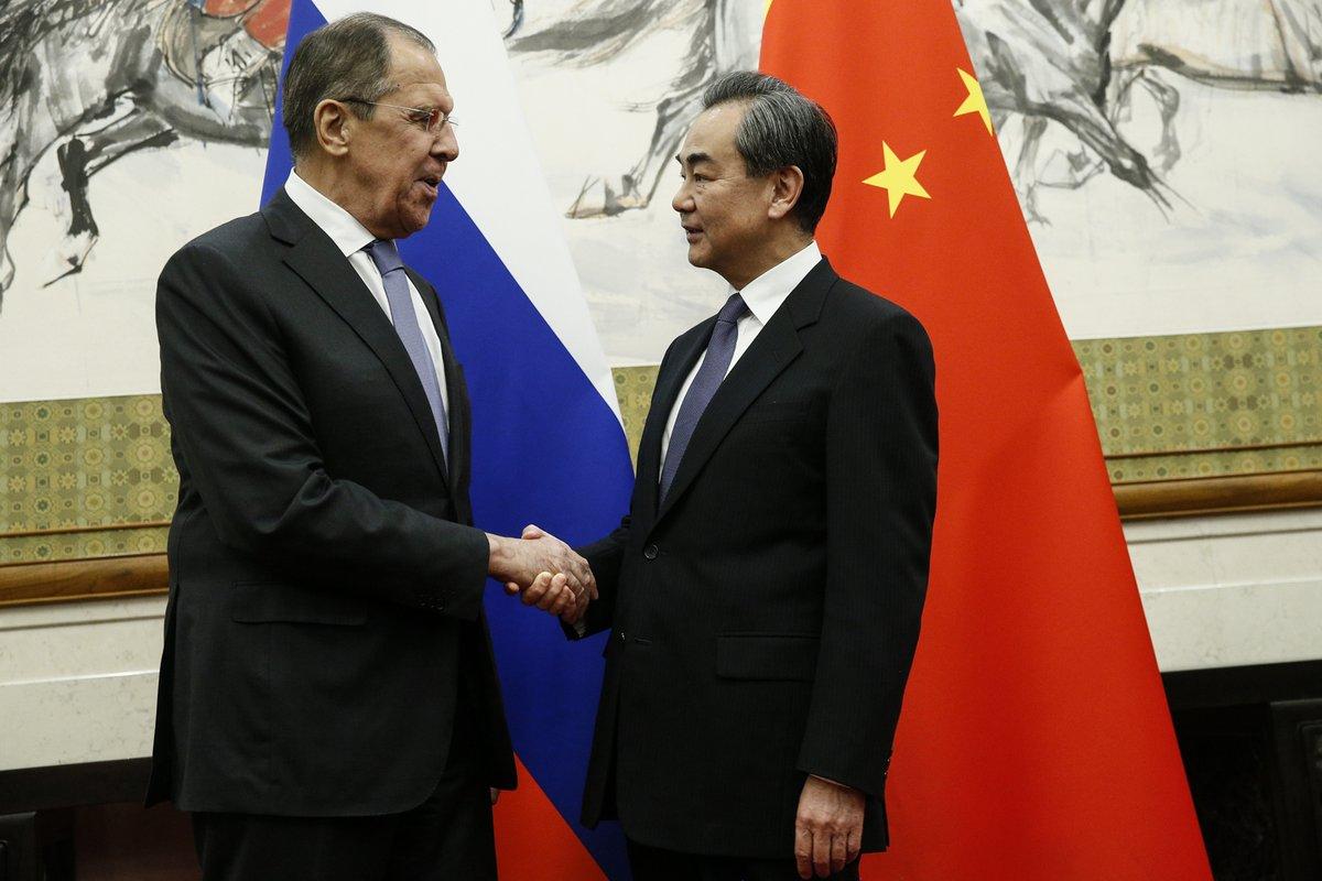 Moscou et Pékin fermement opposées à toute révision de l'accord sur le nucléaire iranien