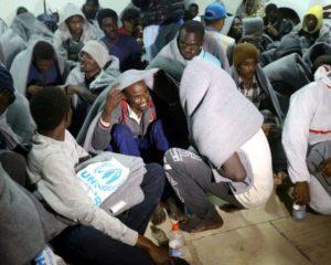 Londres offre son aide  à Tripoli pour combattre l'immigration irrégulière