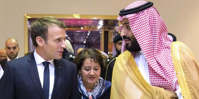 Paris et Ryad signent des accords commerciaux pour plus de 18 milliards de dollars