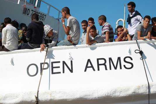 Immigration : La justice italienne annule la saisie d'un navire humanitaire