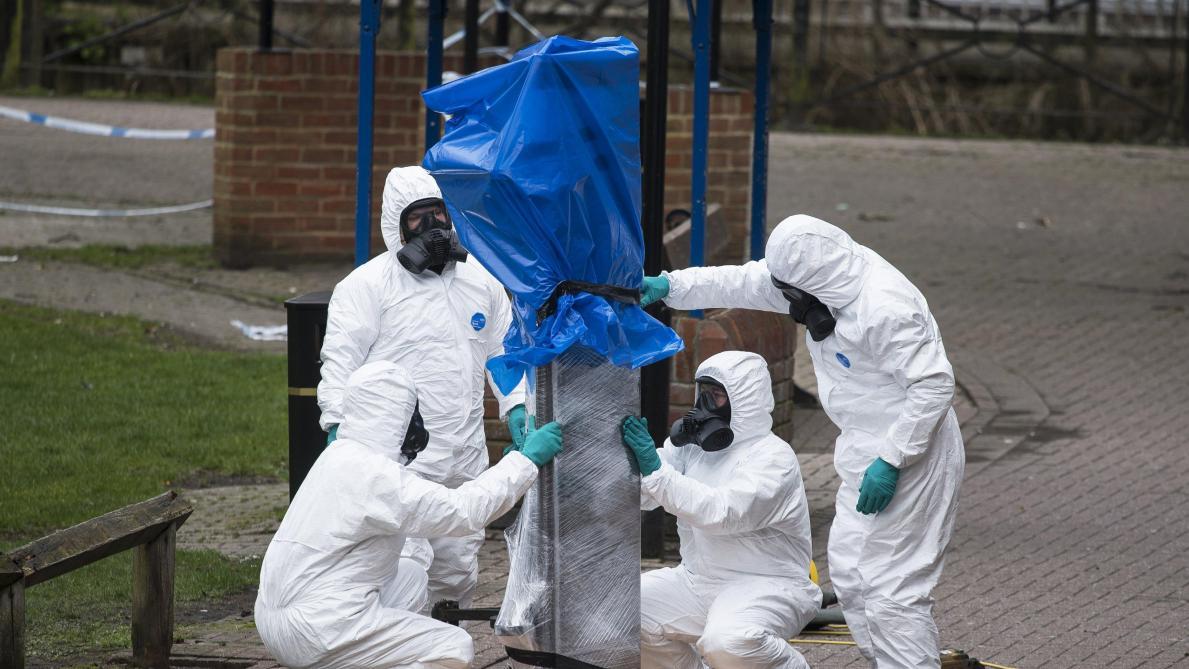 Affaire Skripal : Un laboratoire britannique a été dans l'incapacité  de déterminer l'origine de l'agent innervant