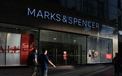 Marks & Spencer compte fermer dans les années à venir, une centaine de magasins au Royaume-Uni