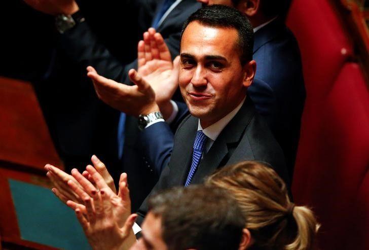 Luigi Di Maio milite pour des élections législatives anticipées en Italie