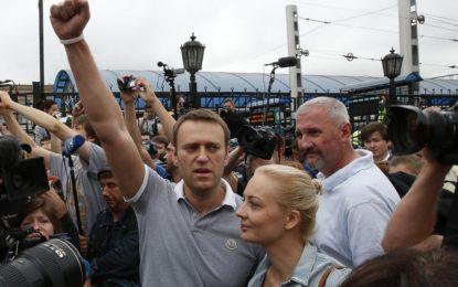 Russie: l'opposant Alexeï Navalny relâché après la grande manifestation