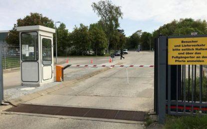 Descente musclée de la police allemande dans un foyer d'immigrés pour arrêter un Togolais