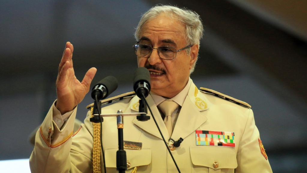 Libye : le maréchal Haftar lance la reconquête de Derna