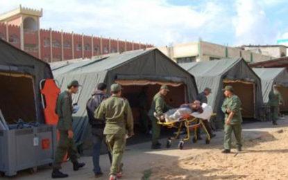 Maroc: Le Roi Mohammed VI soutient les palestiniens avec un hôpital de campagne à Gaza
