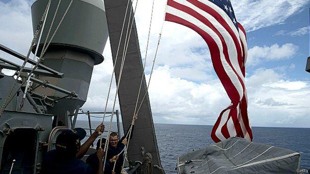 Nouvel incident entre les marines chinoise et américaine en mer de Chine méridionale