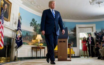 Les Etats-Unis adoptent déjà des sanctions contre l'Iran