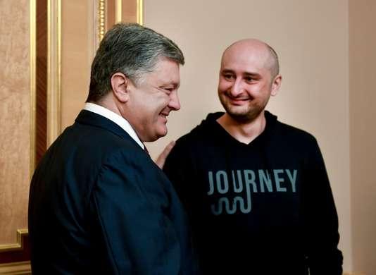 Ukraine : la fausse mort d'un journaliste russe critique du Kremlin