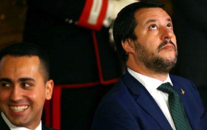 Italie : Salvini crée un tollé en voulant recenser les Roms