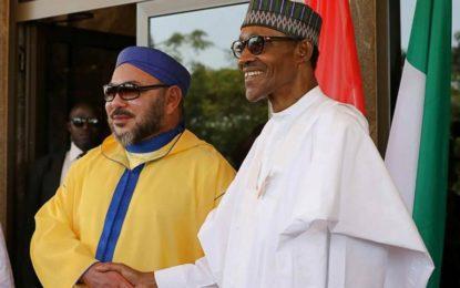 Nigeria: Le président Buhari au Maroc pour des entretiens avec le roi Mohammed VI