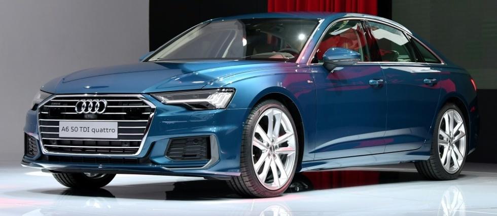 L'Allemagne rappelle 60.000 Audi A6 et A7