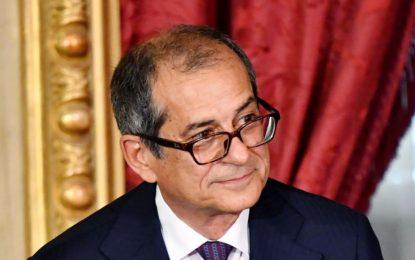 L'Italie restera dans la zone euro, assure son nouveau ministre de l'Economie