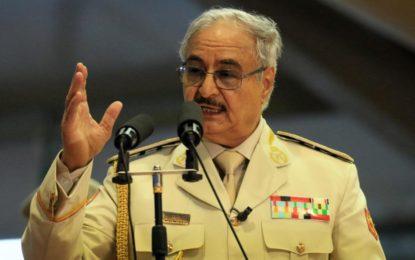 Le maréchal libyen Haftar annonce la libération de Derna des mains des djihadistes