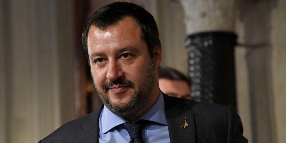 Italie : Salvini demande aux ONG d'arrêter de secourir les migrants en Méditerranée