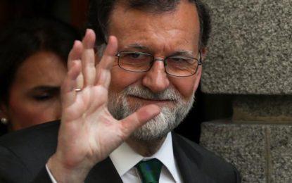 Espagne : le gouvernement Rajoy vit ses dernières heures