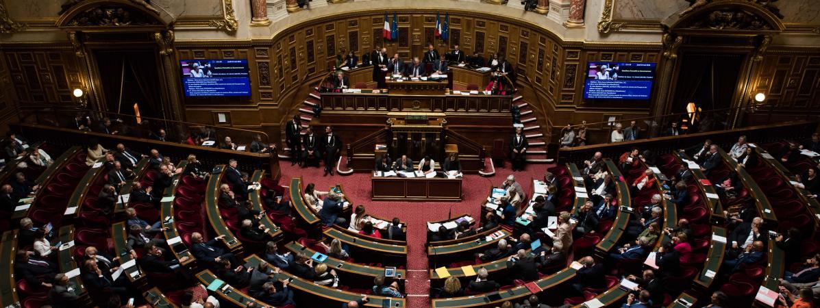 France : le Sénat adopte le projet de réforme de la SNCF