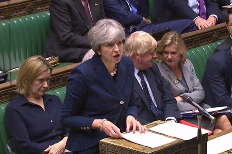 Royaume-Uni : Theresa May évite un nouvel échec au Parlement sur le Brexit