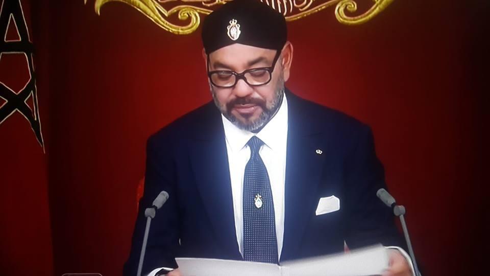 Le Roi du Maroc met en garde contre les tentatives des «négativistes» et des «nihilistes» de déstabiliser le Royaume