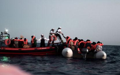 L'Allemagne consent à accueillir 50 migrants sauvés en Méditerranée