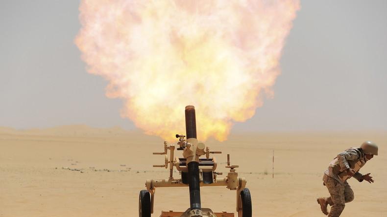 La Wallonie suspend ses ventes d'armement à l'Arabie saoudite