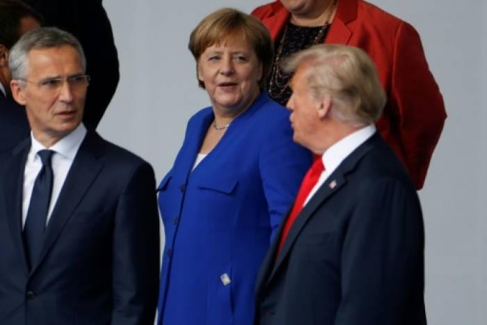 Donald Trump critique l'Allemagne pour sa dépendance énergétique de la Russie