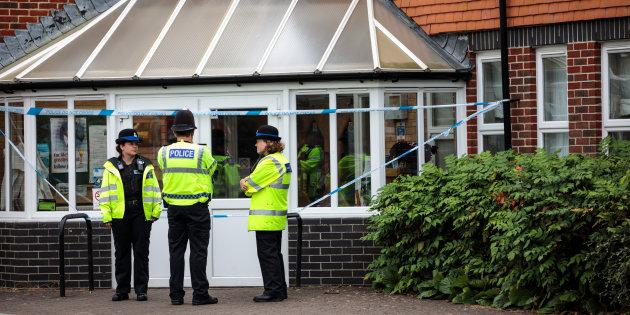 L'agent innervant Novitchok confirmé dans deux hospitalisations au Royaume-Uni