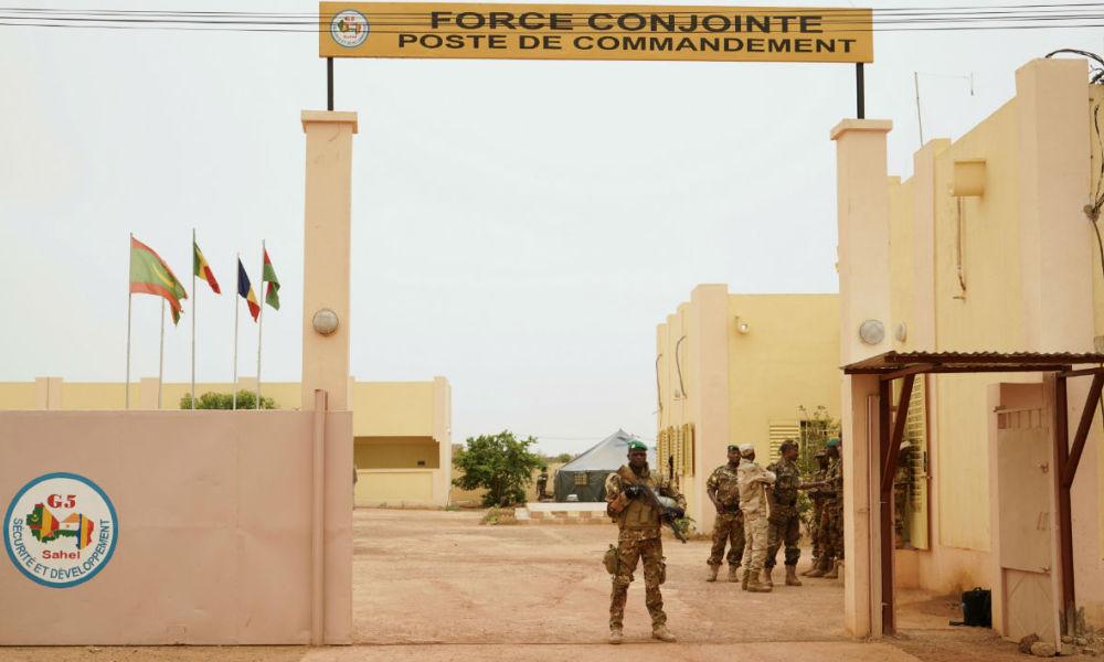 G5 Sahel : l'Union européenne va financer la construction d'un nouveau QG