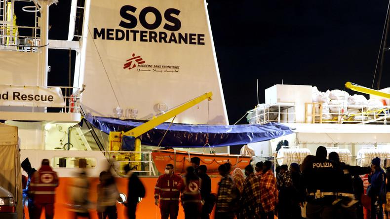 Rome impose ses conditions pour accueillir les clandestins secourus en Méditerranée
