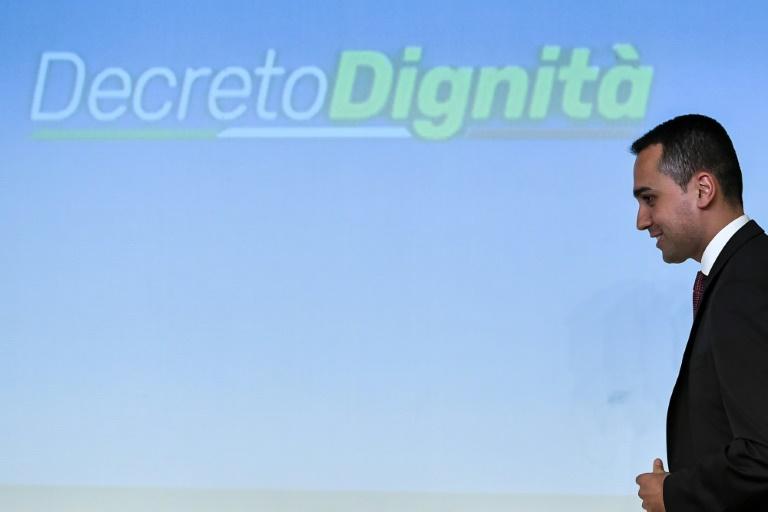 L'Italie limite le recours aux Contrats à Durée Déterminée