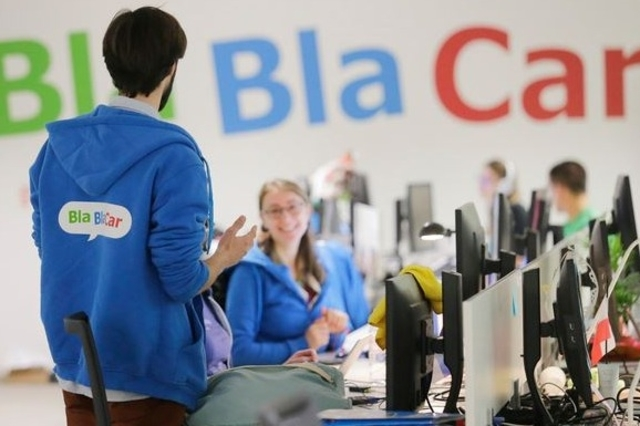 Le groupe français BlaBlaCar rachète son concurrent russe BeepCar