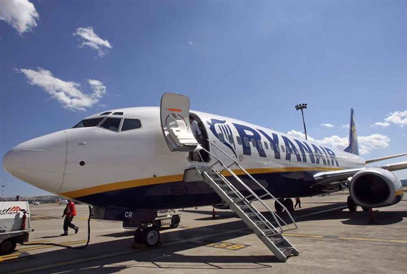 Royaume-Uni : Un vol Ryanair escorté par des avions de chasse après une alerte terroriste