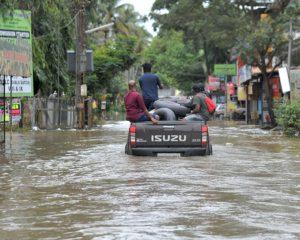 Inde: Inondations meurtrières dans le Kerala