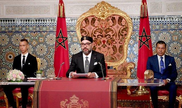 Maroc: Le roi annonce des mesures urgentes pour la formation et l'emploi des jeunes