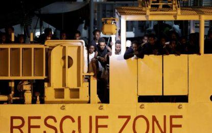 L'Italie propose un système de rotation des ports d'accueil des migrants en Europe