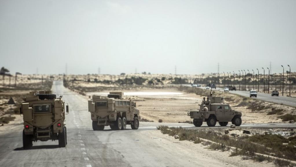 Egypte : Les forces de l'ordre ont abattu 52 djihadistes dans le Sinaï