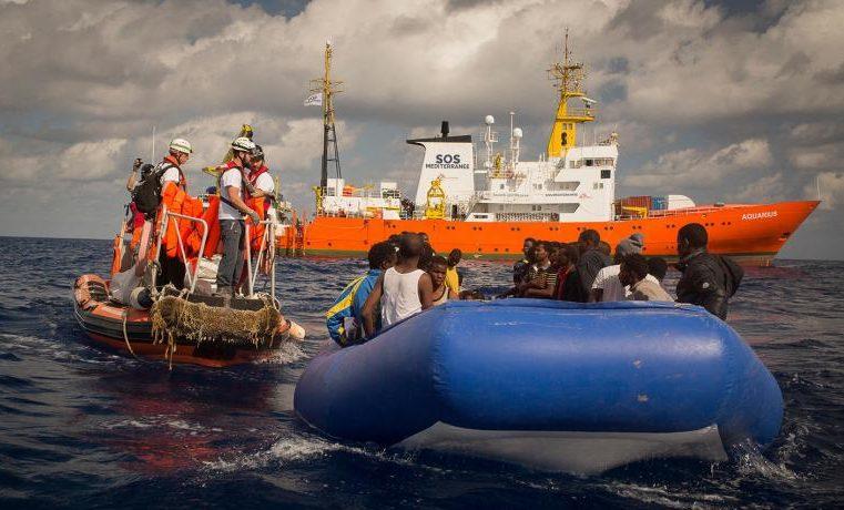 Le Panama retire son pavillon à l'Aquarius