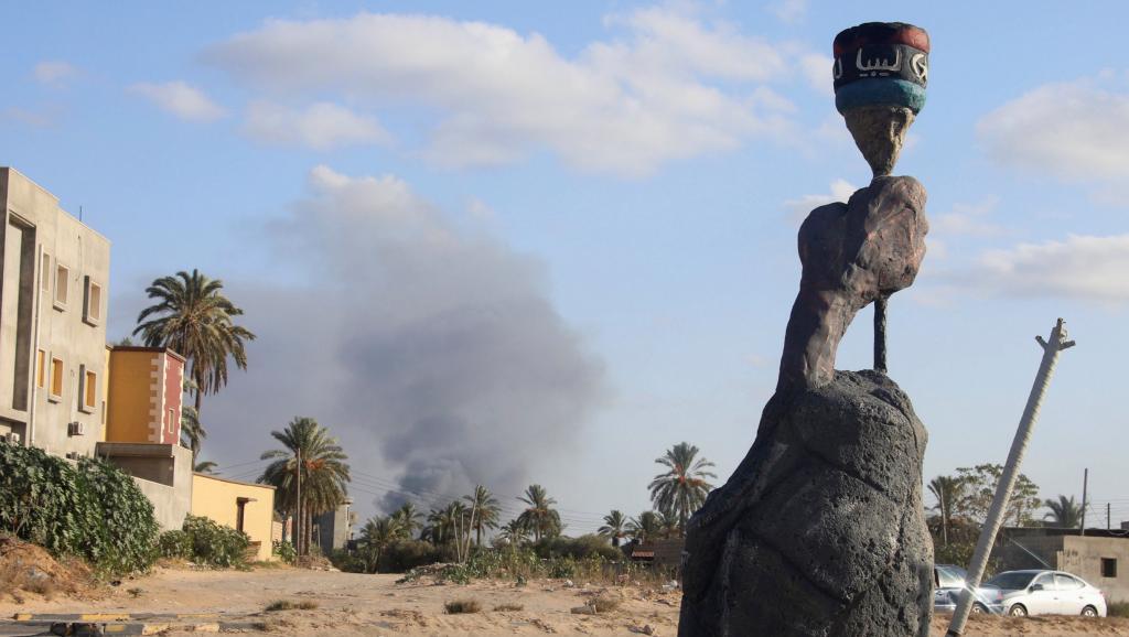 Libye : Londres, Washington, Paris et Rome condamnent les violences à Tripoli