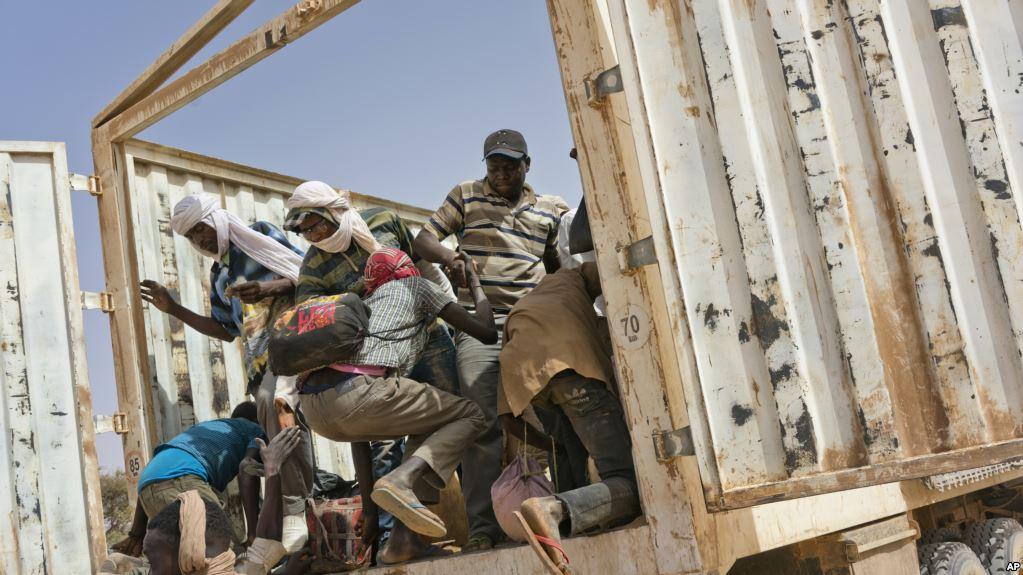 Plus de 400 clandestins secourus en deux jours en plein désert du Niger