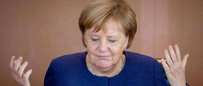 Covid-19 : La chancelière allemande testée à nouveau négative poursuit sa quarantaine