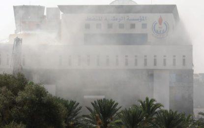 Libye : EI revendique l'attentat contre le siège de la NOC à Tripoli