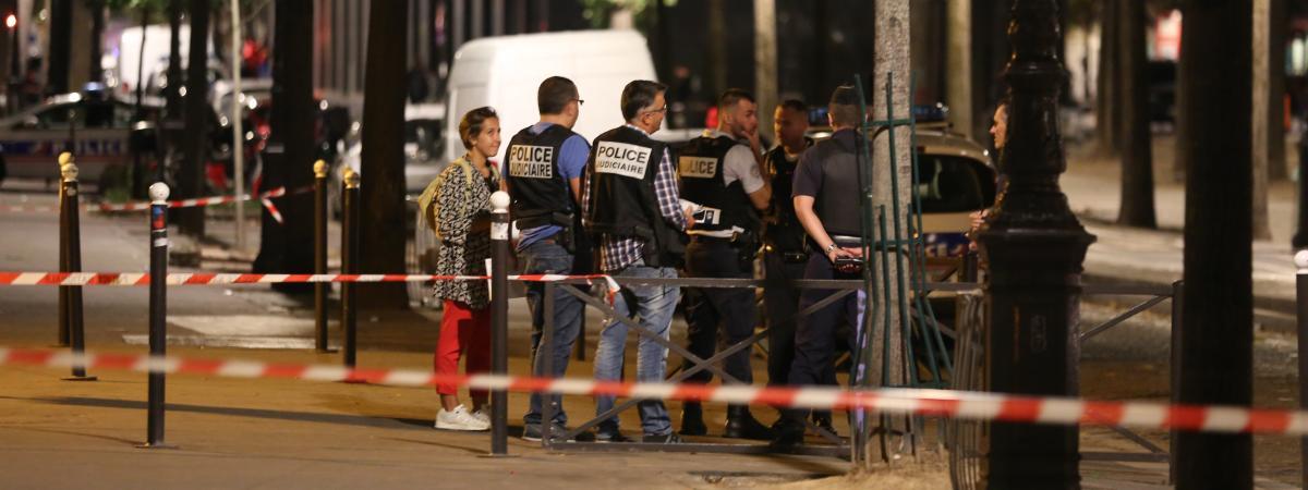 France : Sept personnes blessées dans une attaque au couteau à Paris