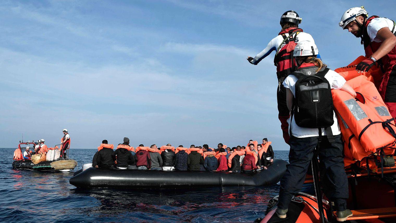 Un nouveau navire italien va patrouiller en Méditerranée centrale