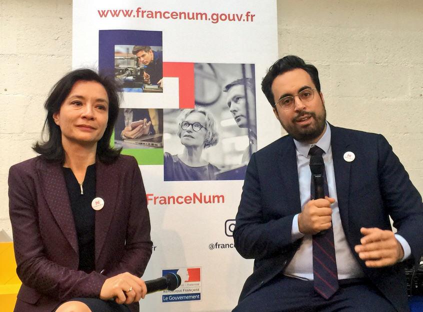 La France lance un nouveau dispositif pour la transformation numérique des TPE et des PME