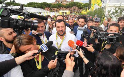 L'Italie fermera ses aéroports aux avions allemands avec des migrants à bord