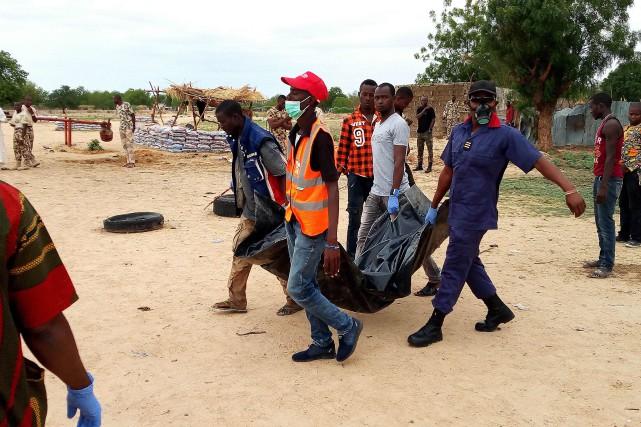 Nigeria : attaques de Boko Haram contre des paysans dans le nord-est du pays