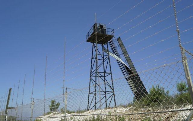 Le Tsahal accuse Hezbollah d'avoir installé un poste d'observation au sud du Liban