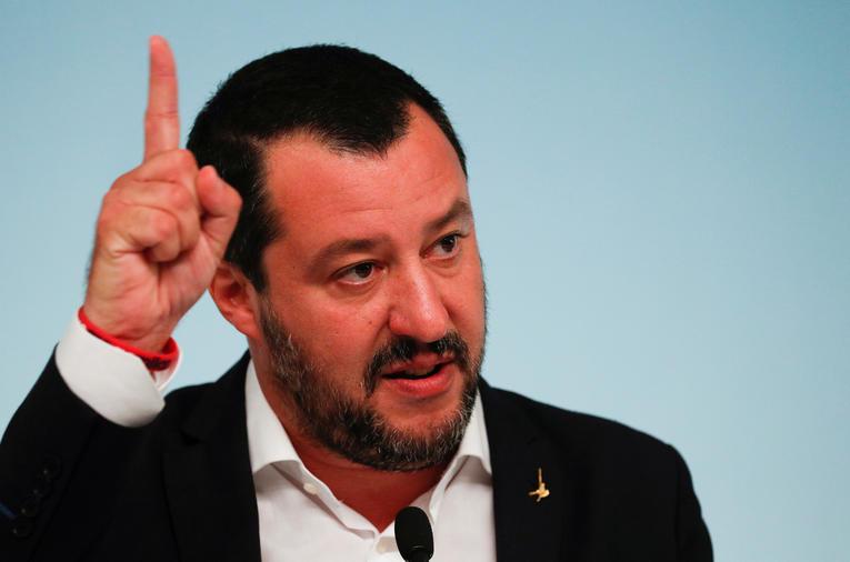 Salvini n'est pas prêt d'excuser la France pour la reconduction de migrants en Italie