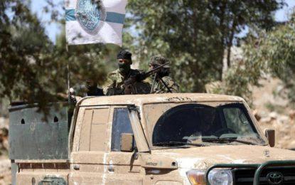 Syrie : les djihadistes maintiennent leurs positions à Idleb et menacent l'accord russo-turc
